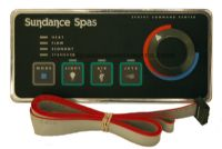 Side Control for Sundance® Spas 400 Series - 6600-493
