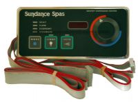 Side Control for Sundance® Spa Sentry 600/650 Series without Blower - 6600-695