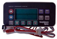 Sundance Spa Side Control, 1993-1999, 800, 850 Series