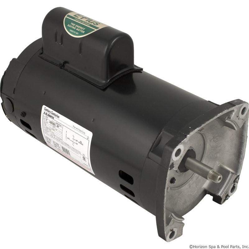 B2843 A O Smith Sqfl 2 0 Hp Single Speed 230 Volt Ee