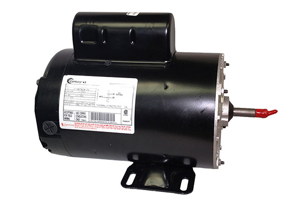 Spa Pump Motor 4 Hp 56 Frame Single Speed B237 Ww 3711621 1