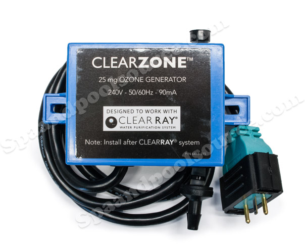 6472 683 Clearzone Ozone Generator Kit