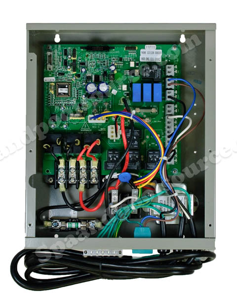 6600 164 spa circuit board control box for sundance spas. Black Bedroom Furniture Sets. Home Design Ideas