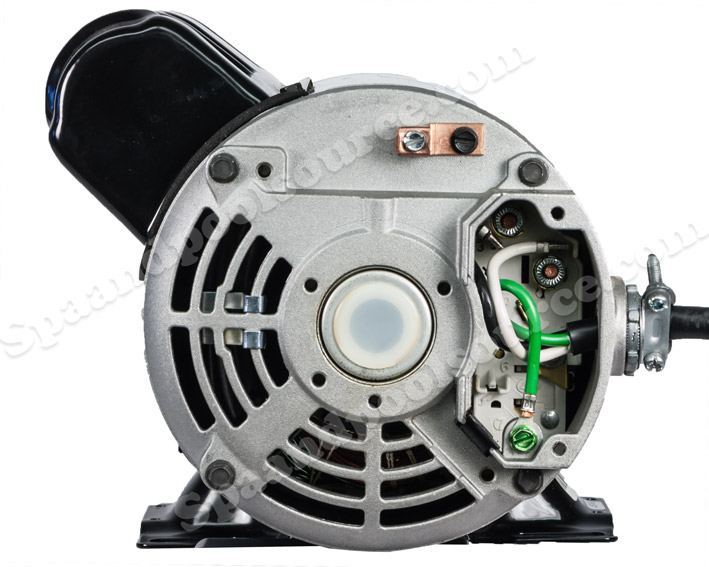 spa pump for sundance® 6500 266 6500 766 6500 266 6500 766 spa pump for sundance® spas 1 speed 2 hp 4 brake hp