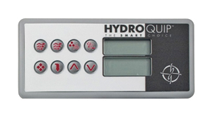 Hydroquip Spa Side Controls