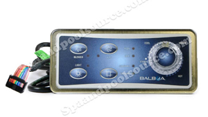 Balboa Spa Side Controls