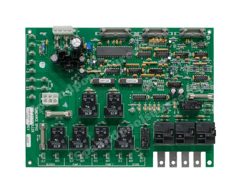 6600 053 spa circuit board for sundance spas