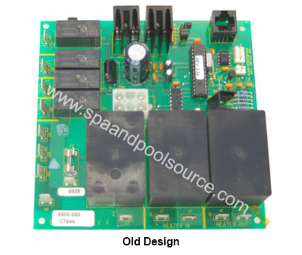 Pleasant 6600 722 Spa Circuit Board For Sundance With Circulation Pump Wiring 101 Capemaxxcnl