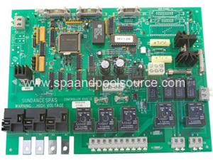 6600 028 spa circuit board for sundance spas with permaclear rh spaandpoolsource com Sundance Cameo 850 Hot Tub 1995 Sundance Spa Cameo Models Photo