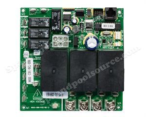 6600 724 spa circuit board for sundance jacuzzi with circulation pump rh spaandpoolsource com Balboa Circuit Boards Repair Circuit Board Wiring Diagram for RC