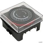 6560-859 TA4164 Diehl 24Hr Time Clock