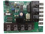 Spa Builders, LX-15 Alpha Circuit Board