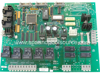 6600 013 spa circuit board for sundance obsolete rh spaandpoolsource com sundance spa cameo wiring diagram 1995 Sundance Spa Cameo Models Photo