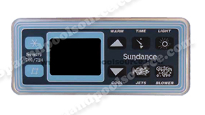 Sundance Spa Side Control, 701,724,750 Series